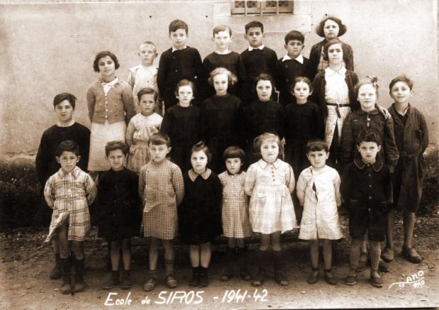 école 1941 1942